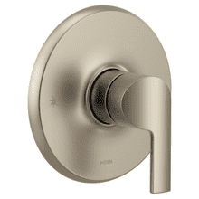 Doux brushed nickel m-core 3-series valve only