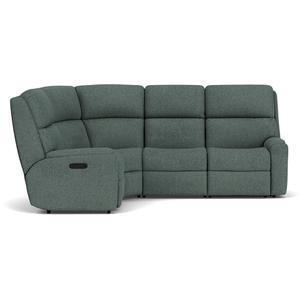 - Rio Reclining Sectional