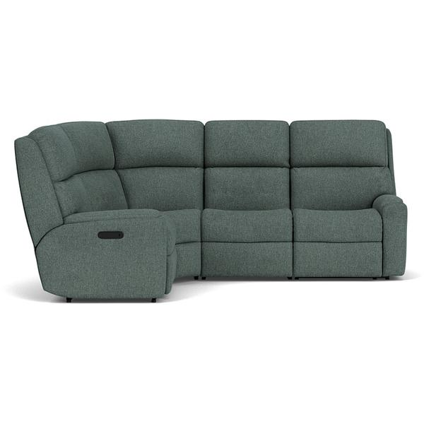 See Details - Rio Reclining Sectional