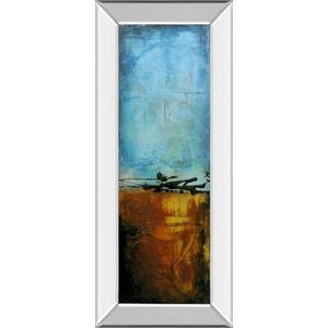 """""""West Side Affair Il"""" By Erin Ashley Mirror Framed Print Wall Art"""