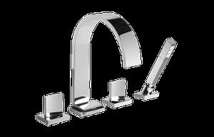Sade Roman Tub Set Product Image
