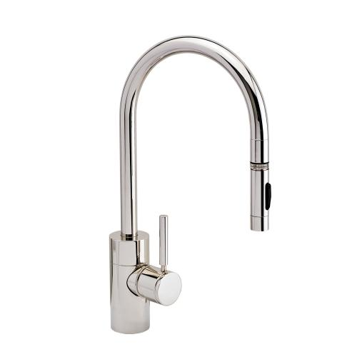 Contemporary PLP Pulldown Faucet - 5400 - Waterstone Luxury Kitchen Faucets