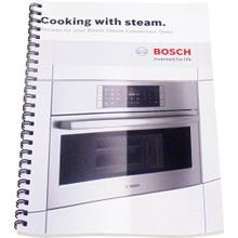 Bosch Steam Oven Cookbook For steam convection ovens 18004314