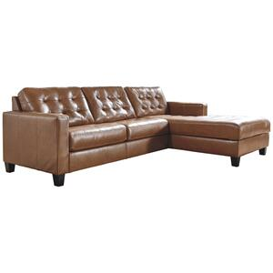 Baskove 2-piece Sectional With Chaise