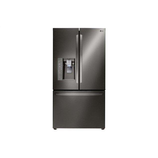 LG Appliances 24 cu. ft. French Door Counter-Depth Refrigerator
