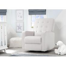 Graham Nursery Glider Swivel Recliner Featuring LiveSmart Fabric by Culp - Linen (150)