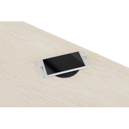 Bassett Furniture - Abingdon Oak Nightstand w/Charger