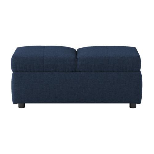 Storage Ottoman/Chair, Blue