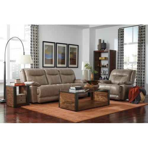 Product Image - Bliss Fabric Power Gliding Recliner