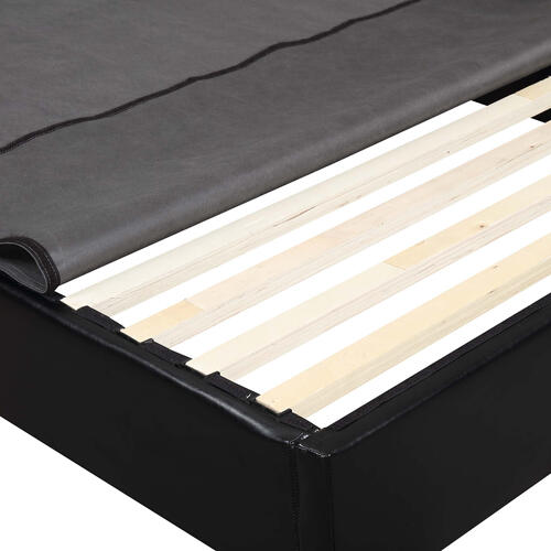 Elements - Abby Full Platform Bed
