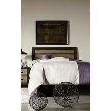 Full-Queen Panel Headboard