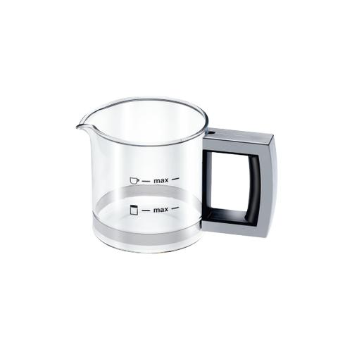 Glass jug - Glass jug For Cappuccinatore CVC.