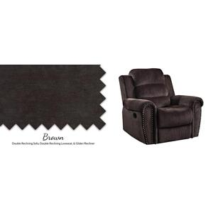 Dual Reclining Loveseat