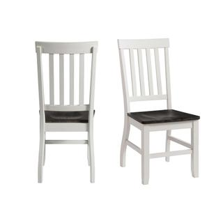 See Details - Kayla Two Tone Side Chair Set