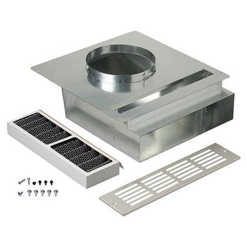 BEST Range Hoods - Non-Duct Recirculation Kit for Cattura Downdraft System