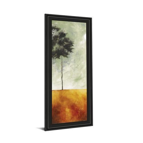 """""""Palms Left"""" Framed Print Wall Art"""