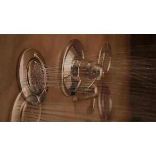 Weymouth Oil rubbed bronze volume control
