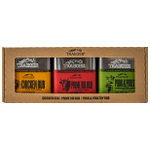 Traeger GrillsTraeger Ultimate Seasoning 3 Pack