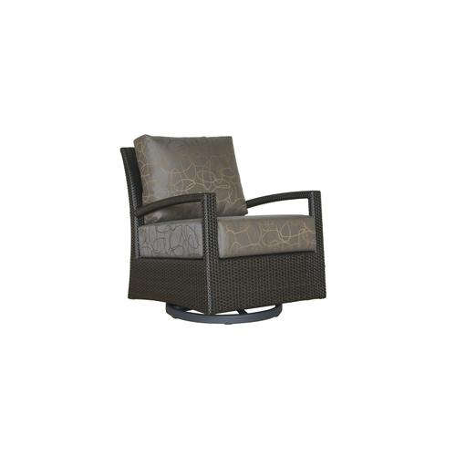 New Miami Lakes Swivel Gliding Club Chair