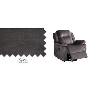 "Urbino Oyster Lift Chair 39""L x 40.5""D x 39""H Weight Capacity 250 LB - Weight Capacity 250 LB"