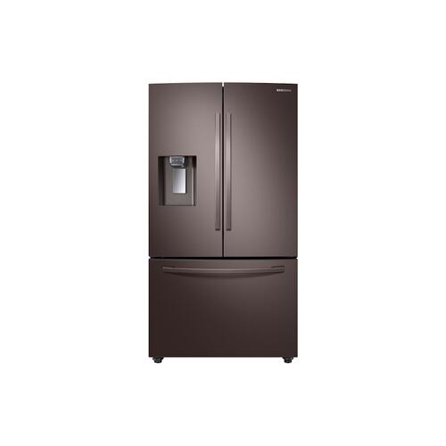 28 cu. ft. 3-Door French Door Full Depth Refrigerator with CoolSelect Pantry™ in Tuscan Stainless Steel