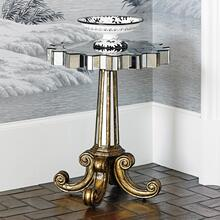 Voranado Fluted Accent Table