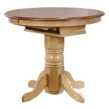 See Details - Round or Oval Extendable Pub Table