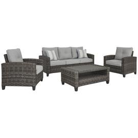 Cloverbrooke 4-piece Outdoor Conversation Set