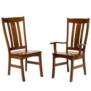See Details - Castlebrook Chair