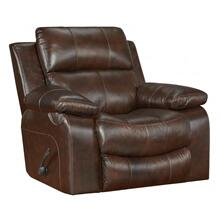 Positano Genuine Italian Leather Rocker Recliner