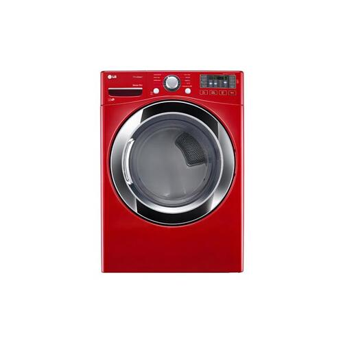 Product Image - 7.4 cu. ft. Ultra Large Capacity SteamDryer™ w/ NFC Tag On (Gas)