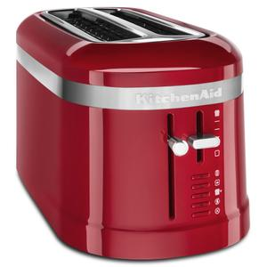 KitchenAid4 Slice Long Slot Toaster with High-Lift Lever - Empire Red