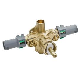 """M-Pact includes bulk pack posi-temp® 1/2"""" cpvc cpvc inlets/cc outlets connection pressure balancing"""