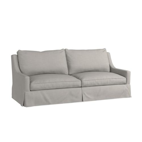 Designer Comfort Bridgewater Studio Sofa, Arm Style Charles of London
