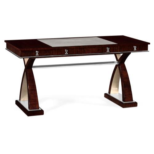 Jonathan Charles - Black Eucalyptus Desk