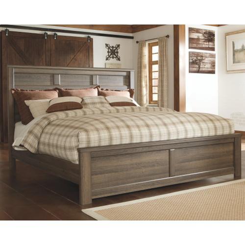 Signature Design By Ashley - Juararo California King Panel Bed