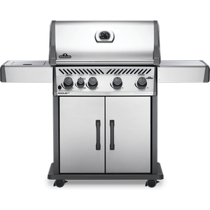 Rogue XT 525 SIB with Infrared Side Burner , Stainless Steel , Propane Product Image