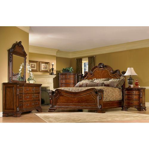 A.R.T. Furniture - Old World Eastern King Estate Bed