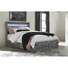 Baystorm Queen Storage Footboard