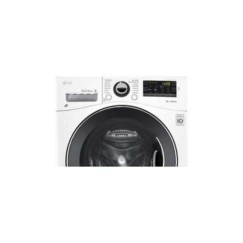 LG - 2.3 cu.ft. Compact All-In-One Washer/Dryer