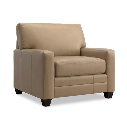 CU.2 Leather Chair and Half
