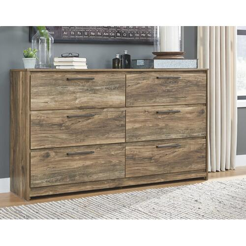 Rusthaven Dresser