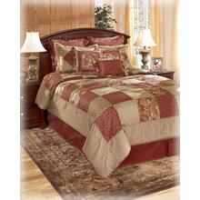 See Details - Rizzoli 10-piece California King Comforter Set