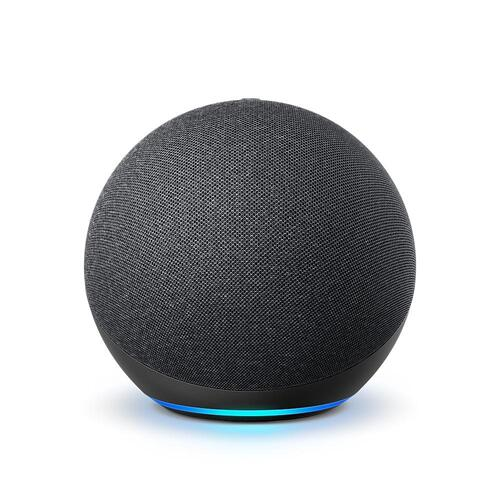 Ring - Echo with Premium Sound (for 4th Generation) - Charcoal