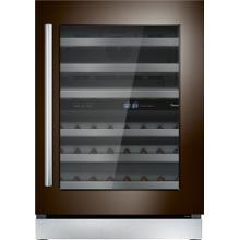 Freedom® Wine cooler with glass door 24'' Professional T24UW900RP