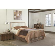 See Details - Esquire Bed - QUEEN