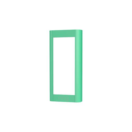 Ring - Interchangeable Faceplate (for Video Doorbell Wired) - Bright Turquoise