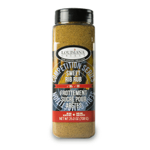Louisiana Grills Spices & Rubs - 24 oz Sweet Rib Rub