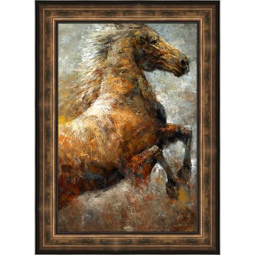 The Ashton Company - Rearing Stallion