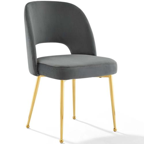 Rouse Dining Room Side Chair in Charcoal
